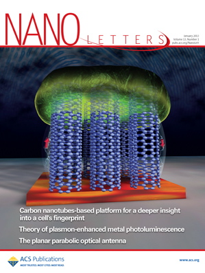 Jumping-Droplet-Enhanced Condensation on Scalable Superhydrophobic Nanostructured Surfaces